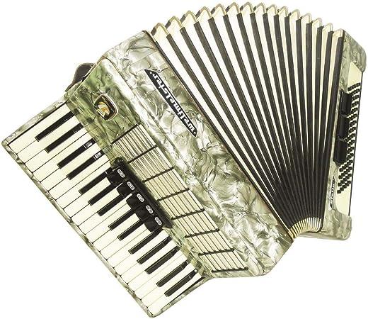 Weltmeister Stella 80 Bass, teclado tipo acordeón alemán de ...