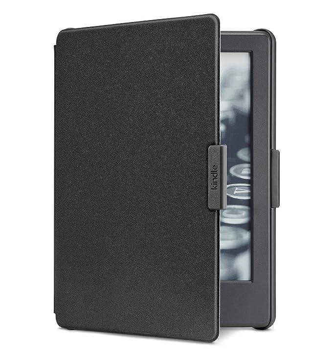 Amazon - Étui de protection pour Kindle (8ème génération - modèle 2016), Noir