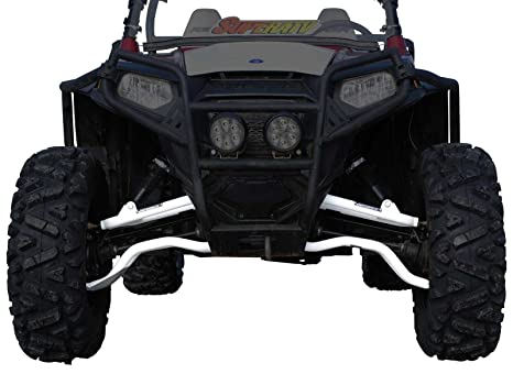 SuperATV High Clearance Front A-Arms for Polaris RZR 800 4/800 S  (2009-2014) - 1 5