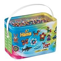 Hama Cubo Cartón 10000 Perlas