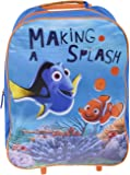 Kids Finding Nemo Trolley Bag Wheels Luggage Suitcase Holiday Weekend Case