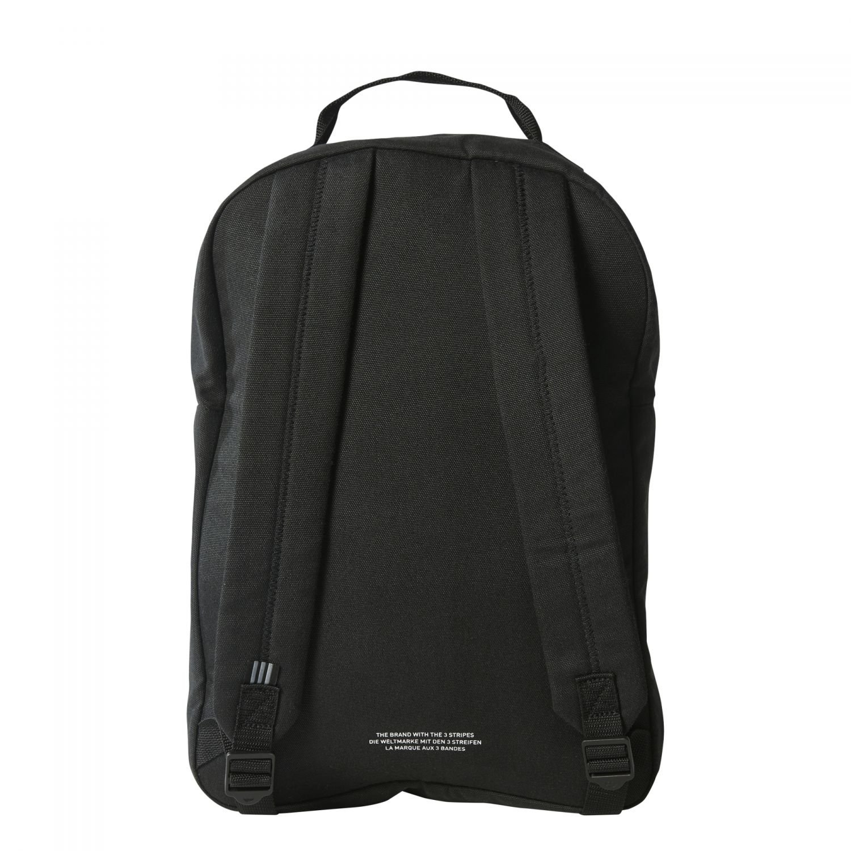 78559994c adidas Unisex Adult BP CLAS BADGES Bag - Black - (NEGRO), NS: Amazon.co.uk:  Sports & Outdoors