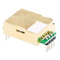 Nrpfell MH-Z19C IR赤外線CO2センサーモジュール二酸化炭素ガスセンサーNDIR、CO2モニター400-5Ppm UART PWM出力用