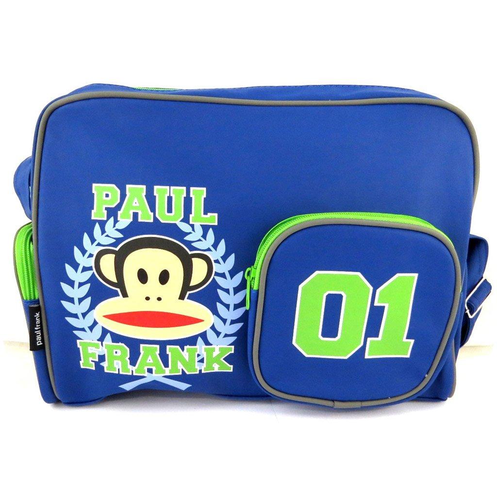 Paul Franck LUGGAGE メンズ US サイズ: XL カラー: ブルー   B00Q96S5SI