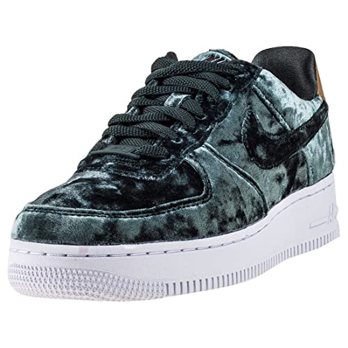 timeless design f85f7 e9827 Nike Air Force 1 07 Premium Velvet Womens Trainers  Amazon.co.uk  Shoes    Bags
