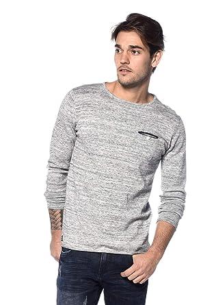 94792fb8870c Pull Tobias Deeluxe Adulte - XL - Gris  Amazon.fr  Vêtements et ...