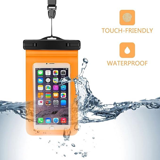 Custodia impermeabile smartphone come tenerlo al sicuro - consigli.it