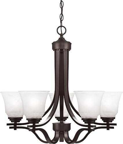 Westinghouse Lighting 6622100 Wensley Five-Light Indoor