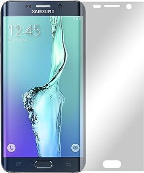 Slabo 4 x Protector de Pantalla para Samsung Galaxy S6 Edge Plus lámina Protectora Ultra Transparente: Amazon.es: Electrónica