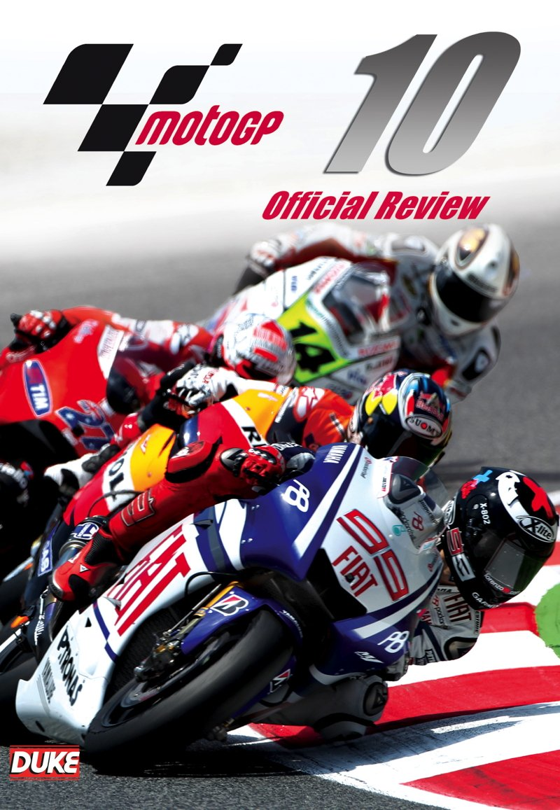 MotoGP 2010 Official Review 2010 DVD [Reino Unido]: Amazon.es: Motogp-2010 Review: Cine y Series TV