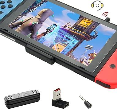 GULIkit Route Air Pro Adaptador Bluetooth para Nintendo Switch ...