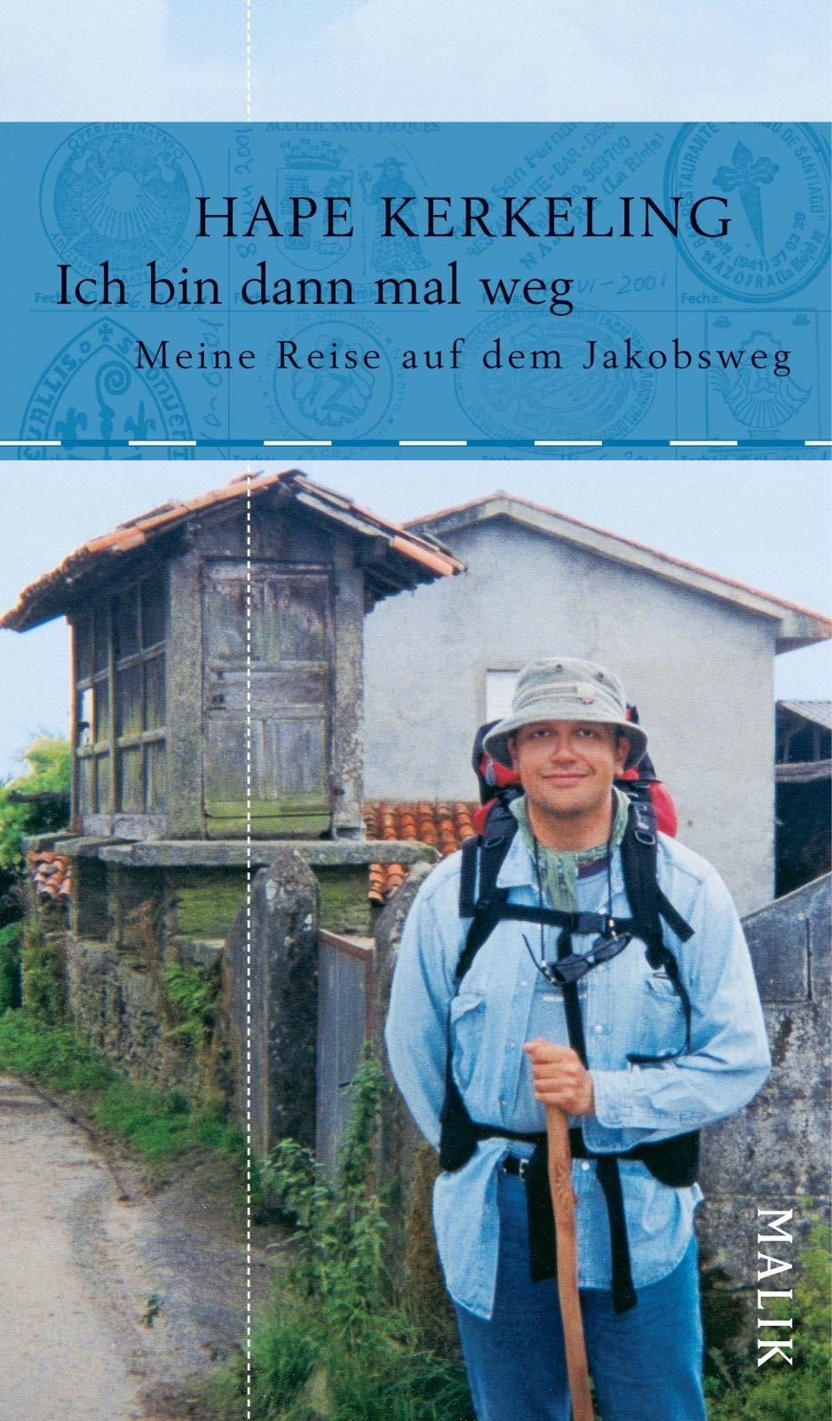 Ich bin dann mal weg: Meine Reise auf dem Jakobsweg: Amazon ...