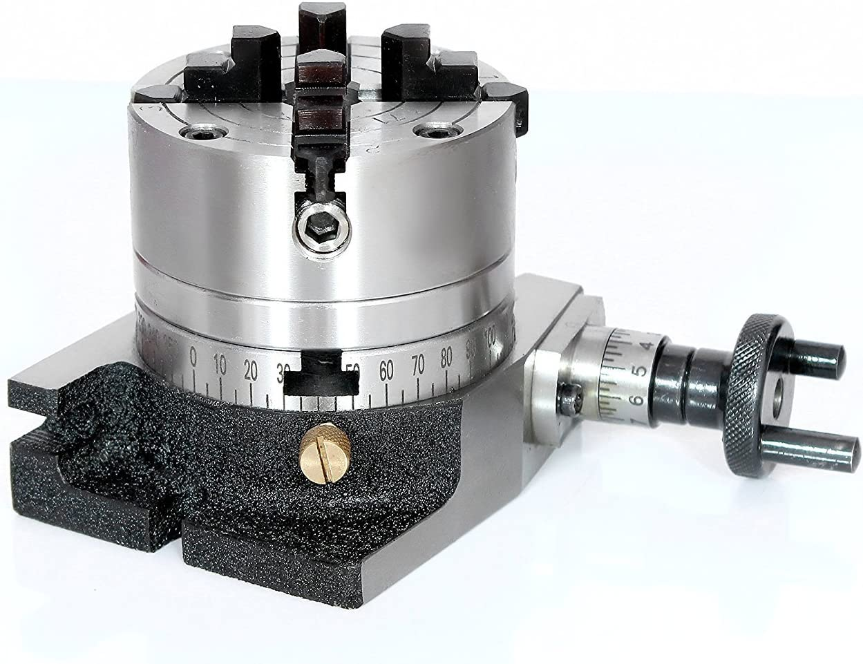 "Rotary Table 3/"" Tilting with  Clamping Kit {Horizontal// Vertical Rotary Table}."