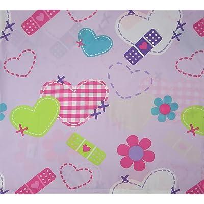 .com - Jay Franco Doc McStuffins All Better (Flat Sheet ONLY) Size Full Girls Kids Bedding -