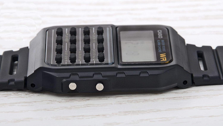 7d63d8d7f7a Amazon.com  Casio Men s Vintage CA53W-1 Calculator Watch  Casio  Watches
