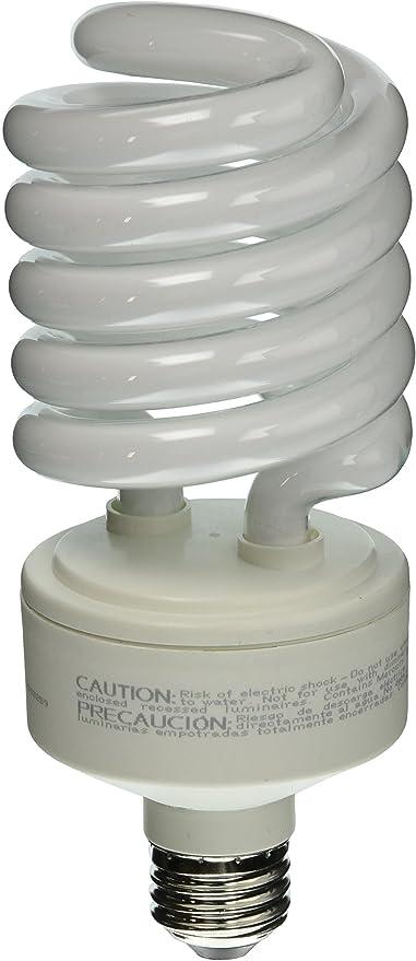 TCP 28942277 42-watt 2700-Kelvin Springlamp Light Bulb 277-volt
