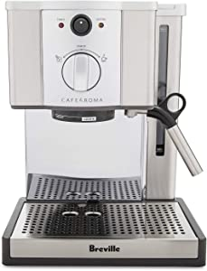 Breville Stainless Espresso Maker