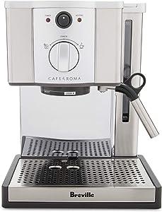 Breville Stainless Espresso Maker