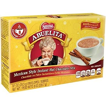 Abuelita Authentic Mexican Style Hot Chocolate Mix