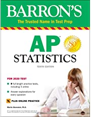 Barron's AP Statistics with Online Tests (Barron's Test Prep)
