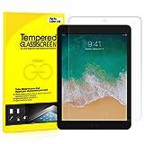 iPad Pro 12.9 Screen Protector, JETech Premium Tempered Glass Screen Protector Film for Apple iPad Pro 12.9 2015/2017 Model - 0902