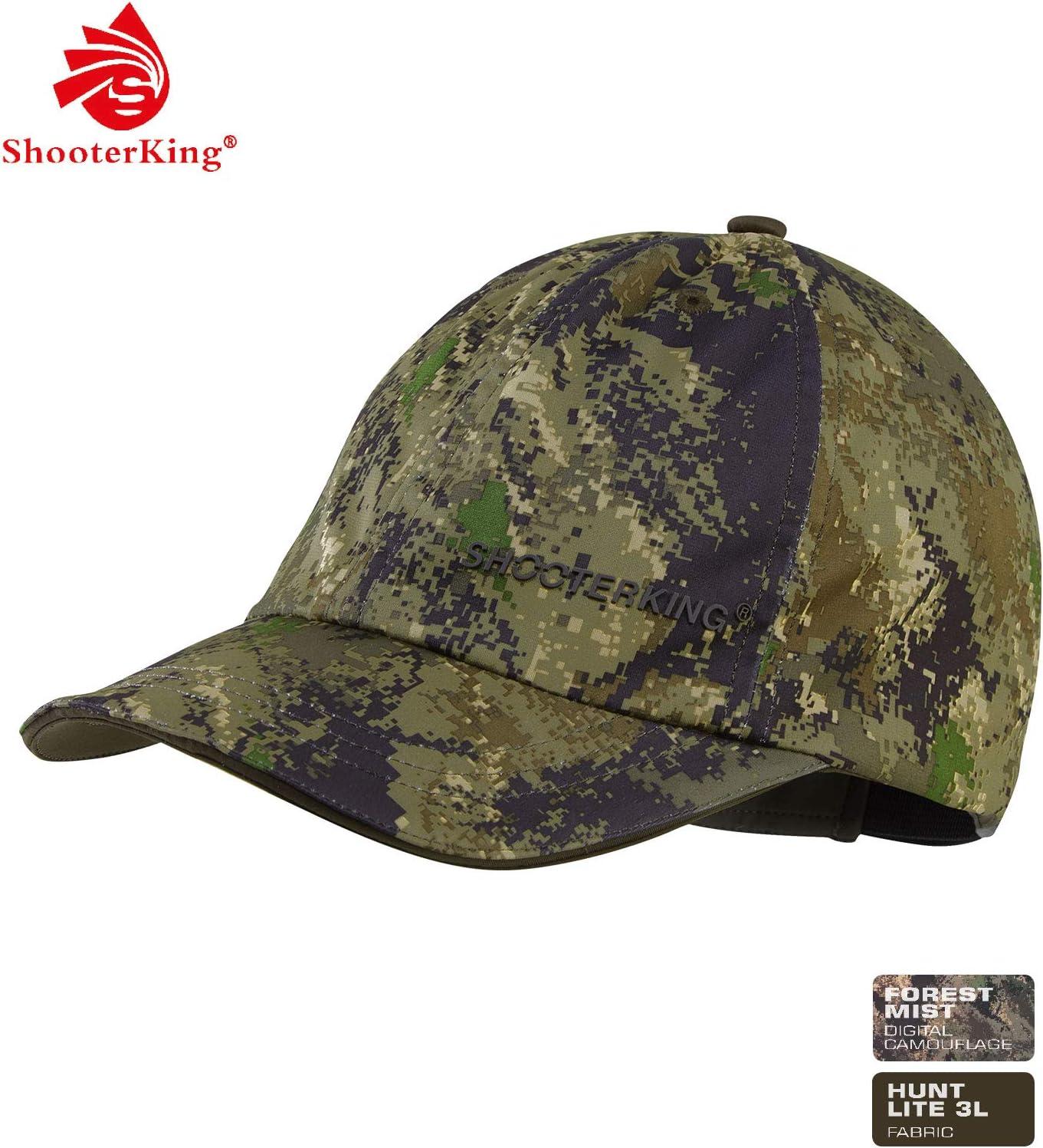 Shooterking Huntflex - Gorra de Caza para Hombre, diseño de ...