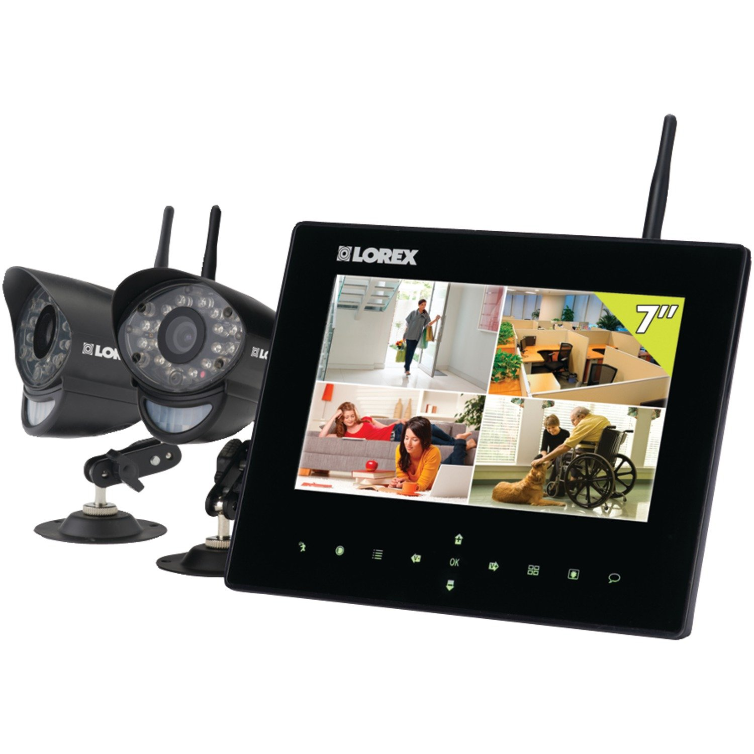 this kit offers a plugandplay home monitoring solution thatu0027s ideal for commercial and residential uses and can be viewed directly on the included tablet
