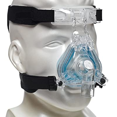 UNIVERSAL HEADGEAR for CPAP Masks Replace ResMed & Respironics - CPAP Headgear Straps compatible w/most sleep apnea masks (See List)