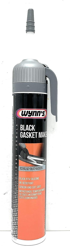 Wynn S 1831054 57680 Dichtmittel Schwarz 200 Ml Auto