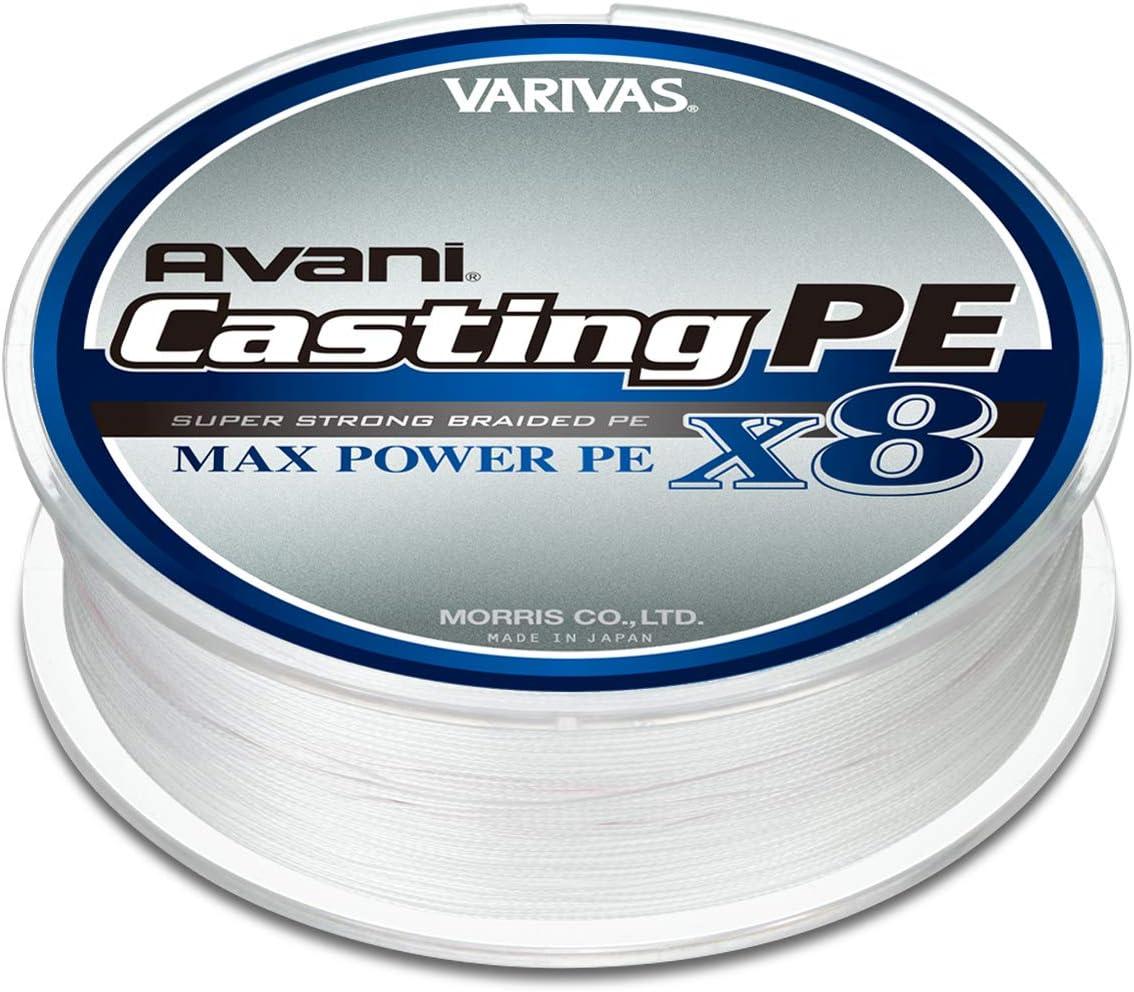 7729 Varivas P.E Line High Grade X8 Braided Line 150M Blue P.E 0.8 16lb