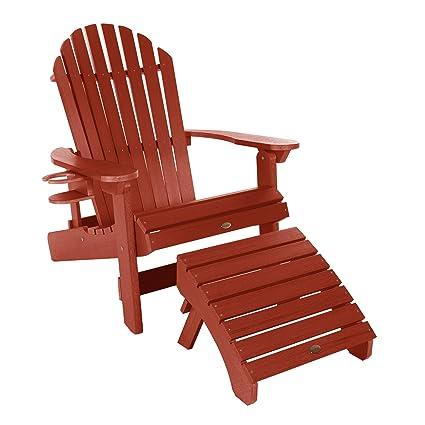 Amazon.com: Highwood 1 King Hamilton silla plegable y ...