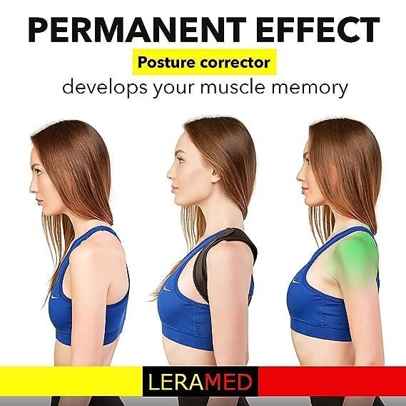 Amazon.com: [New 2019] Posture Corrector for Women Men - FDA Approved Back Brace - Posture Brace - Effective Comfortable Adjustable Posture Correct Brace ...
