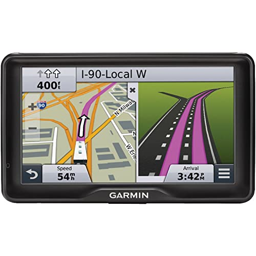 The Garmin RV GPS Navigator