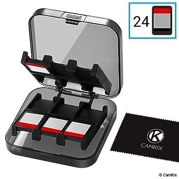 CamKix Funda de juego, compatible con Nintendo Switch - Compatible ...