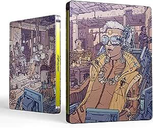 Cyberpunk 2077 - Steelbook Voodoo Boys Edition - PlayStation 4