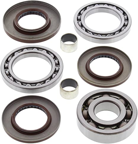 All Balls Racing 25-2106 Differential Bearing and Seal Kit Rear Can-Am