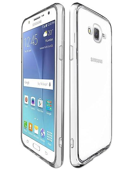 pretty nice 7338f 8316c Samsung Galaxy J7 Clear Case, Qmadix C Series Case for the Samsung Galaxy J7
