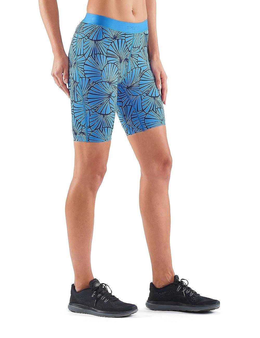 SKINS DNAmic Pantalones Cortos, Mujer: Amazon.es: Ropa y accesorios