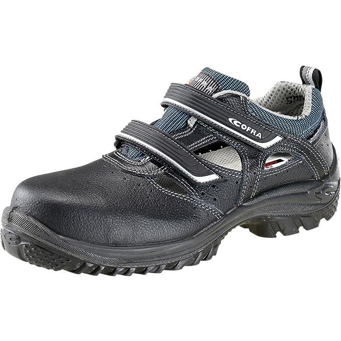 Cofra 63700/ Negro /000.w41/Talla 41/s1/P SRC/ /Zapatos de Seguridad Bergen //