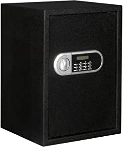 Safe/Waterproof and Fireproof Safe/Safe Household Electronic Password Steel Plate Safe 13.81316.5