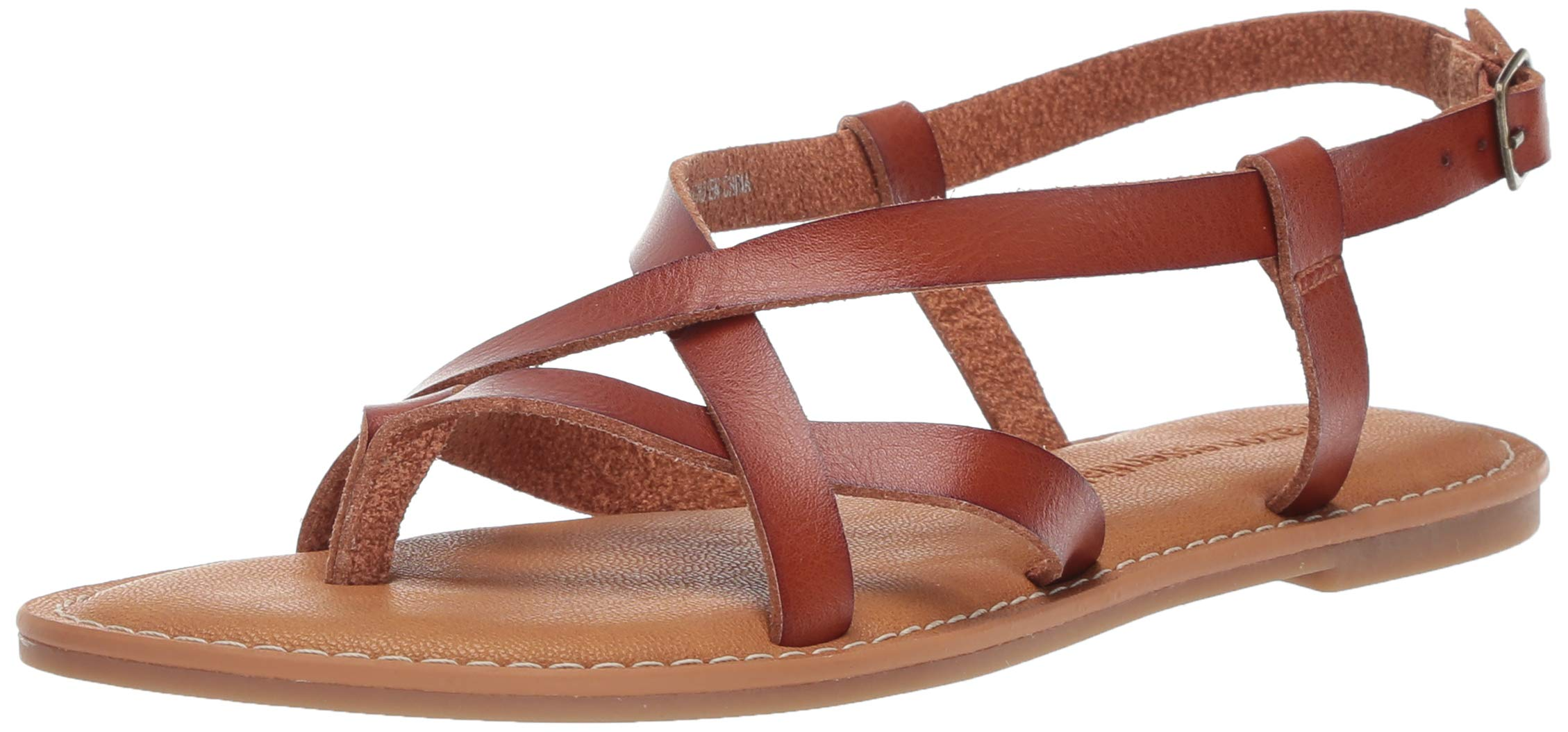Amazon Essentials Women's Casual Strappy Sandal