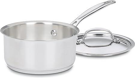 Amazon.com: 719-16 Chefs Classic cacerola de acero ...