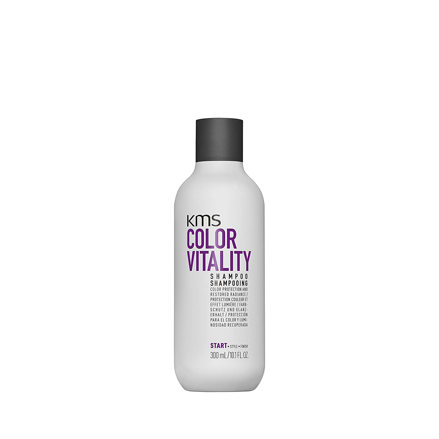 Color Vitality Shampoo (Color Protection & Restored Radiance) - 300ml/10.1oz Kms California