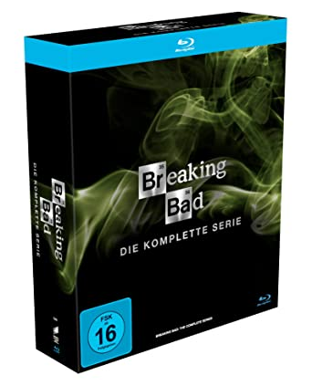 Breaking Bad Die Komplette Serie Blu Ray Amazonde Bryan