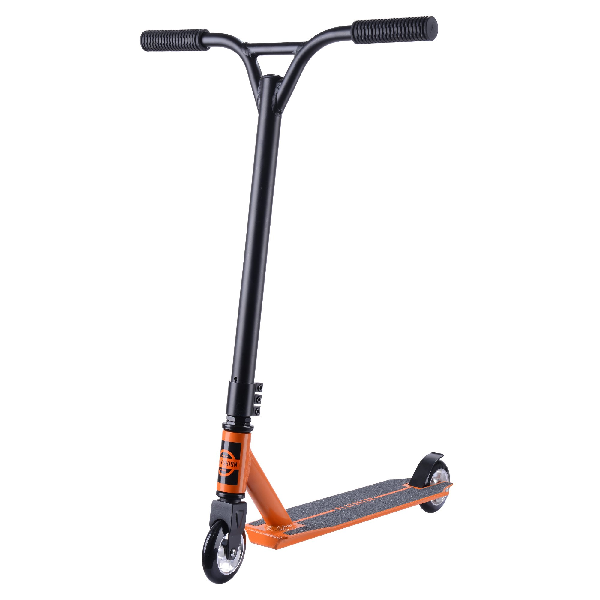 Playshion Lightweight Pro Stunt Scooter (31.5'' Tall) (orange)