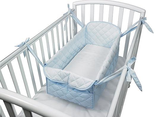 4 opinioni per Babysanity riduttore 360° completo- Miniletto neonato azzurro