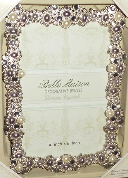 Amazon.com - Belle Maison Picture Frame 4\