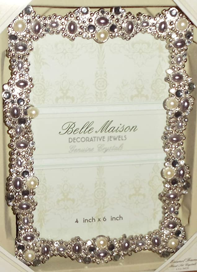 Amazon.com - Belle Maison Picture Frame 4\