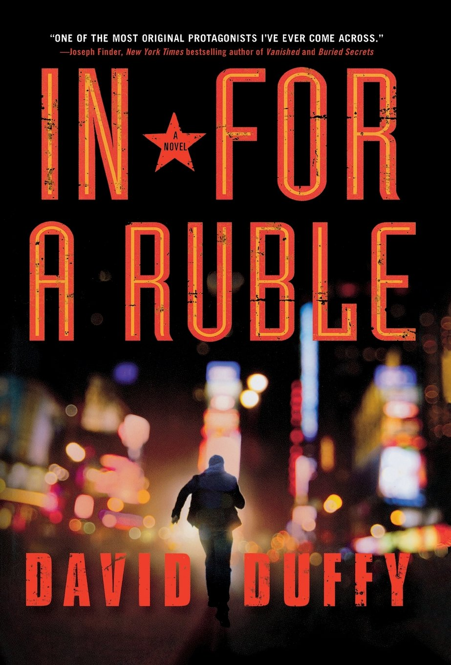 In for a Ruble (Turbo Vlost Thrillers): Amazon.es: David Duffy: Libros en idiomas extranjeros