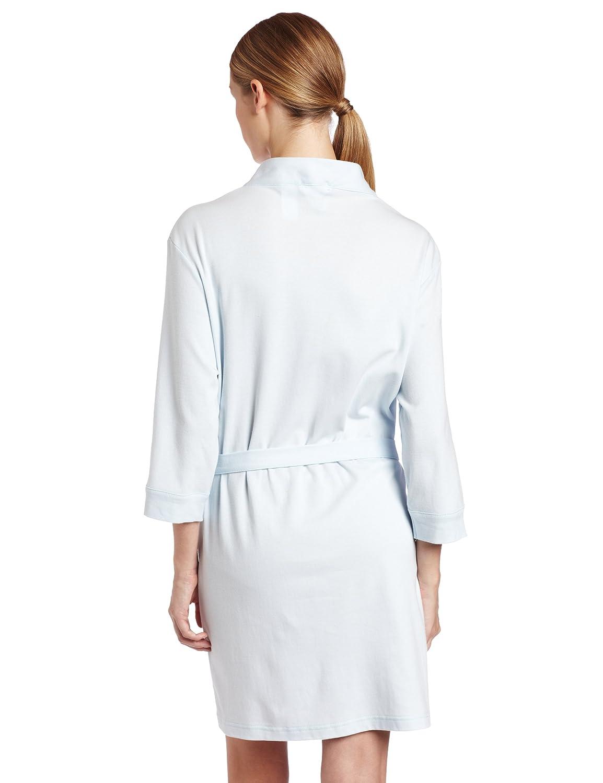 de0061133a Amazon.com  Seven Apparel 00133 Hotel Spa Collection Kimono Knit Cotton  Robe